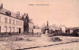 YVETOT - Place Saint Louis - Yvetot