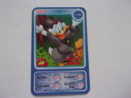 Carte Disney AUCHAN Picsou - Autres Collections