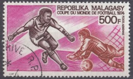 MADAGASCAR - 1974 - Yvert Posta Aerea 133 Usato. - Madagascar (1960-...)