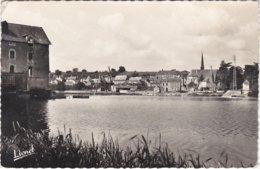 GREZ-NEUVILLE. L'Ancien Moulin Et Les Bords De La Mayenne - Autres Communes