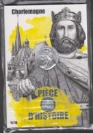 France - Pièce De 10 Euros Argent - Pièce D'histoire - Charlemagne- N°11 - France
