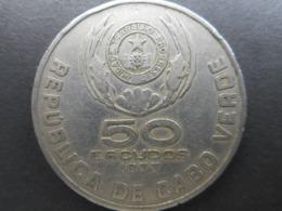 Cape Verde 50 Escudos 1977 - Kaapverdische Eilanden