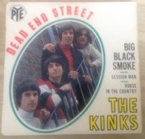 Thé Kinks - Dead End Street -pnv 24 184 - 45 Rpm - Maxi-Single