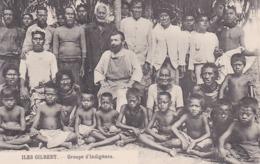 Océanie > Kiribati ISLAND - ILES GILBERT  Groupe D'indigènes - Kiribati