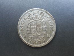 Mozambique 10 Escudos 1960 - Mozambico