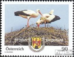 Autriche 2965 (complète.Edition.) Neuf Avec Gomme Originale 2011 Burgenland - 1945-.... 2nd Republic