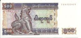 MYANMAR 500 KYATS ND2004 UNC P 79 - Myanmar