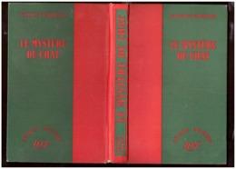 Roman. Stanley Gardner.  Le Mystère Du Chat. Série Blême. N° 17 De 1951.  Avec Jaquette. Etat Moyen. - Série Blême
