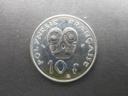 French Polynesia 10 Francs 1995 - French Polynesia