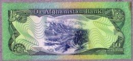 Afghanistan 1993 10 Afghanis  UNC  Voir état - Afghanistan