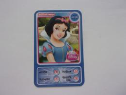 Carte Disney AUCHAN  Blanche-Neige Princesse - Autres Collections