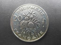 French Polynesia 20 Francs 1999 - French Polynesia