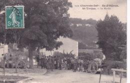 SAINT TROJAN(MARCHE) - Ile D'Oléron