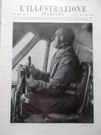 L'Illustrazione Italiana 24 Marzo 1935 Hitler Fasci Venizelos Vaticano Lumiere - Libri, Riviste, Fumetti