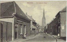 ISEGHEM - Kortrijksche Baan - Duitse Feldpost 1916 - Kortemark