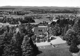 EXINCOURT - Le Château Sahler - Vue Aérienne - Tirage D'éditeur N&B Non Dentelé - Autres Communes