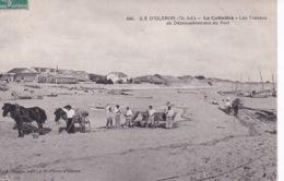 ILE D OLERON(LA COTINIERE) TRAVAUX - Ile D'Oléron
