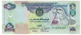 United Arab Emirates 500 Dirhams 2011 UNC .PL. - United Arab Emirates