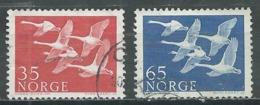 Norvège YT N°371/372 Norden 1956 Oblitéré ° - Used Stamps