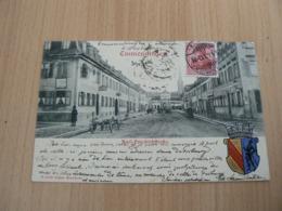 CP 79 / ALLEMAGNE / EMMENDINGEN /  CARTE VOYAGEE - Allemagne
