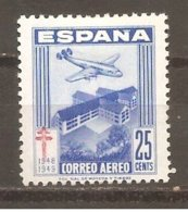 España/Spain-(MH/*) - Edifil  1043 - Yvert  Aéreo-239 - Nuovi