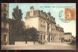CPA 51 REIMS Rue De La Grosse Ecritoire - Reims
