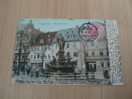 CP 79 / ALLEMAGNE / CHEMNITZ /  CARTE VOYAGEE - Allemagne