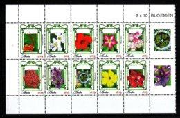 Aruba 2010**, Blüten, Sukkulente Adenium Obesum / Aruba 2010, MNH, Blossoms, Succulent Adenium Obesum - Sukkulenten