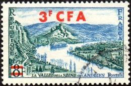Réunion Obl. N° 311,A - Site - Vallée De La Seine - Les ANDELYS - Réunion (1852-1975)