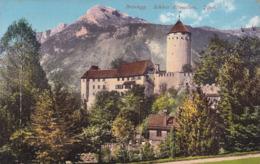 Brixlegg * Schloss Altmatzen, Gesamtansicht, Gebirge, Tirol, Alpen * Österreich * AK819 - Brixlegg