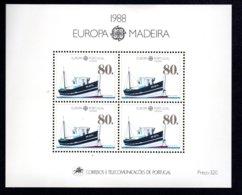 N° 9 ** - 1988 - Madère