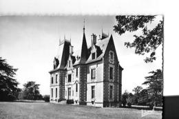 LA MEMBROLLE  CHATEAU DE LA ROUSSIERE    FACON PHOTO GROS PLAN       DEPT 49 - Autres Communes