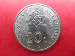New Caledonia 20 Francs 1977 - New Caledonia