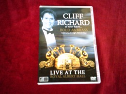 CLIFF RICHARD  BOLD AS BRASS LIVE AT THE  ROYAL ALBERT HALL - Concert & Music