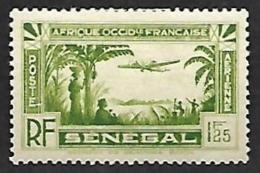 SENEGAL  1935  -  PA  4   -  NEUF* - Airmail