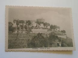 D168232 Italia Basilicata  -  Potenza - Castello S. Carlo  - V.Garramone Editore  Ca 1915 - Potenza