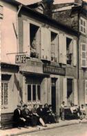 CP - BOURBONNE LES BAINS - Pension Petitjean - Bourbonne Les Bains