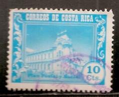 COSTA RICA    OBLITERE - Costa Rica