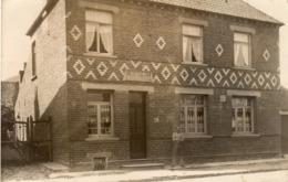 (62) - TATINGHEM, Prés De ST OMER- Façade Du Café Coulombel-Leroy - France