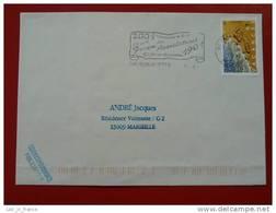 Flamme Essonne 91 Gif Sur Yvette Forum Associations 2001 - Marcophilie (Lettres)