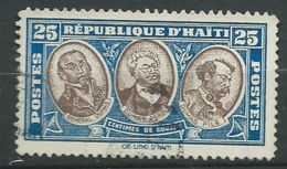 Haiti - Yvert N° 275 Oblitéré -  Ava 27601 - Haiti
