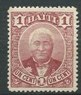 Haiti -   Yvert N° 16 *   -  Ava 27606 - Haiti
