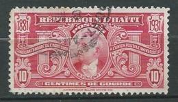 Haiti -   Yvert N° 265 Oblitéré   -  Ava 27608 - Haiti