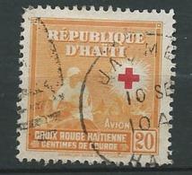 Haiti -   Aérien  Yvert N° 24 Oblitéré - Ava 27616 - Haiti