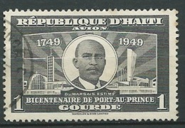 Haiti -   Aérien  Yvert N° 54 Oblitéré - Ava 27619 - Haiti