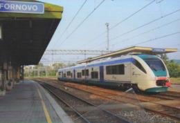 340 ALe 501 ME Minuetto 003 Fornovo Di Taro Parma Railroad Trein Railways Treni - Stazioni Con Treni