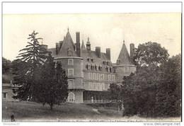 CPA (Réf : K 895) 1152. Environs De Vichy - RANDAN Le Château (Côté Sud) (03 ALLIER) - Vichy
