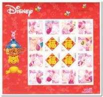 China 2007, Postfris MNH, Disney - 1949 - ... Volksrepubliek