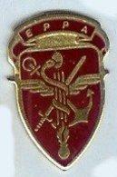 @@ Ancre Marine Infirmier EPPA École Du Personnel Paramédical Des Armées (1.5x2.2) @@ma251b - Militaria