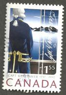 Sc. # Sc # 2219 Captain George Vancouver World Rate 2007 Used K332 - 1952-.... Règne D'Elizabeth II